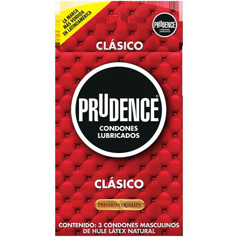 Condones Prudence Clásico
