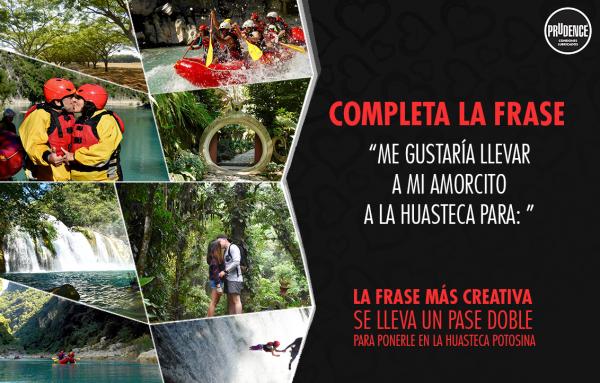 Prudence y la Huaxteca.com te llevan a conocer la Huasteca Potosina