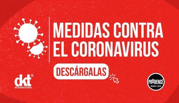Lavado de manos y medidas de prevención contra el Coronavirus